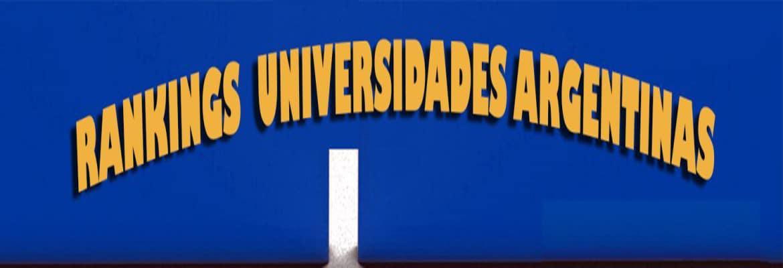 Ranking de Universidades Argentinas