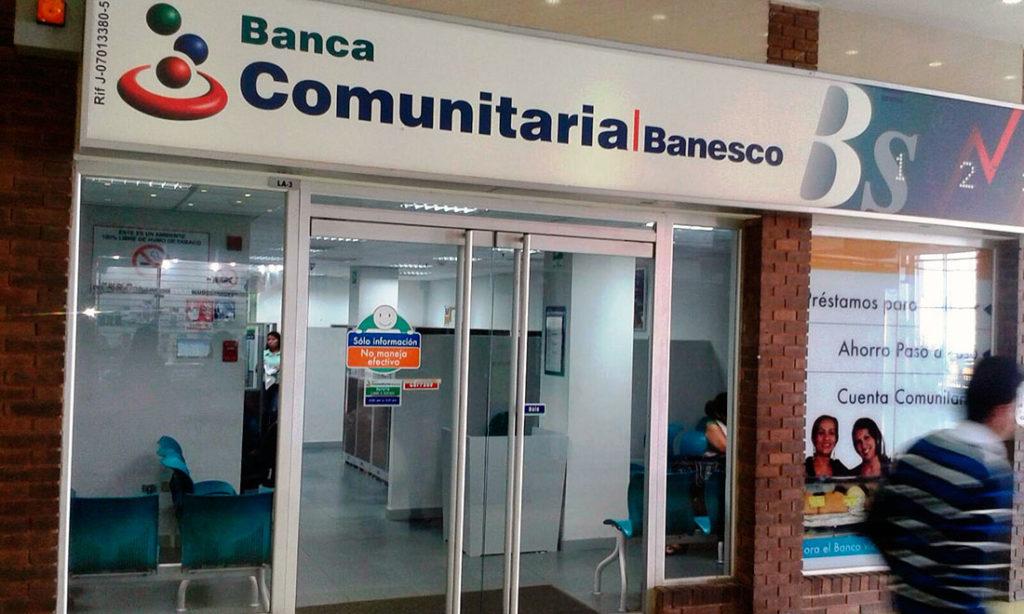 banca comunitaria banesco
