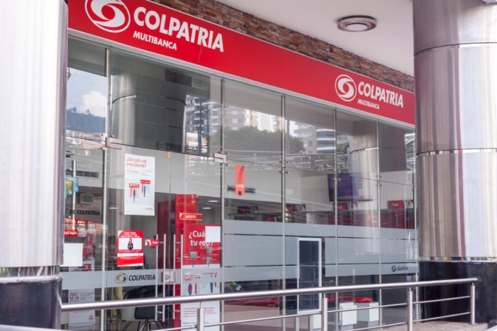 colpatria banca virtual