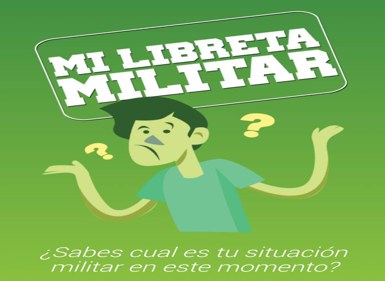 libreta militar colombia