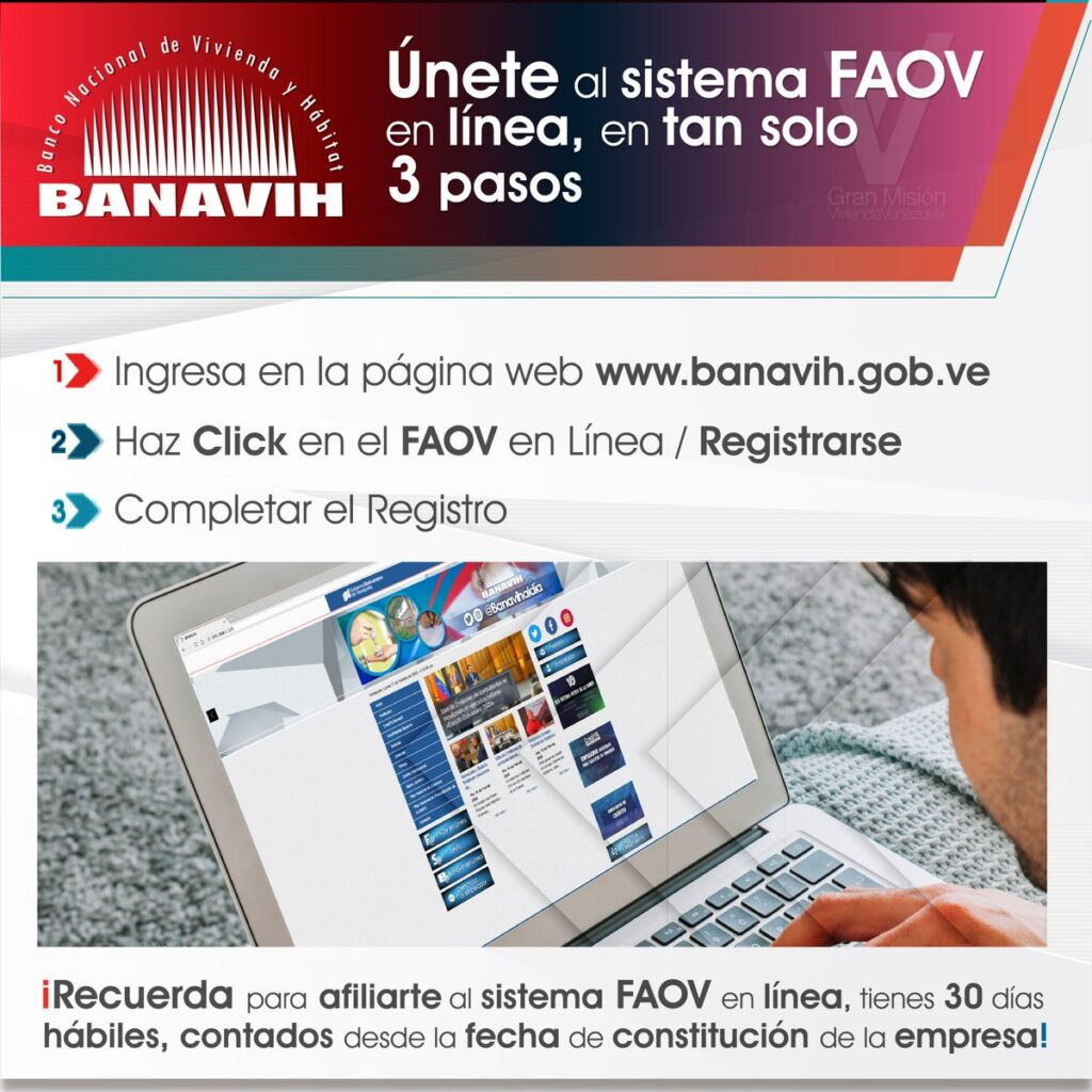 Banavih en línea retiro de haberes