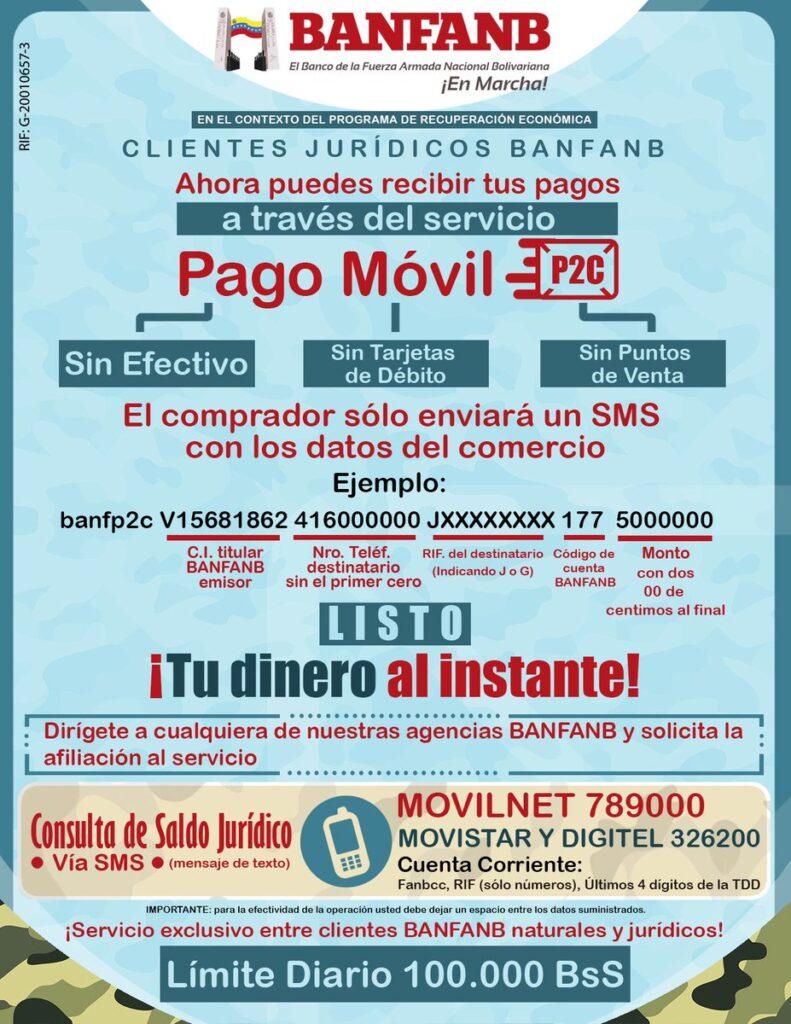 banfanb pago móvil