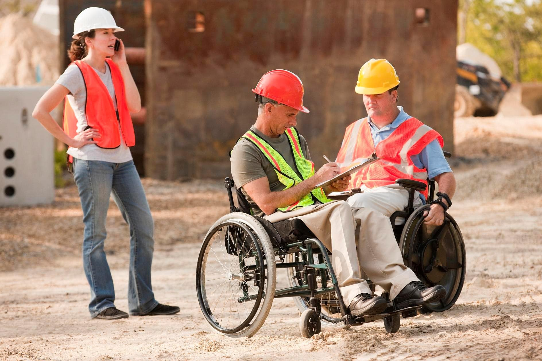 consejo nacional para las personas con discapacidad