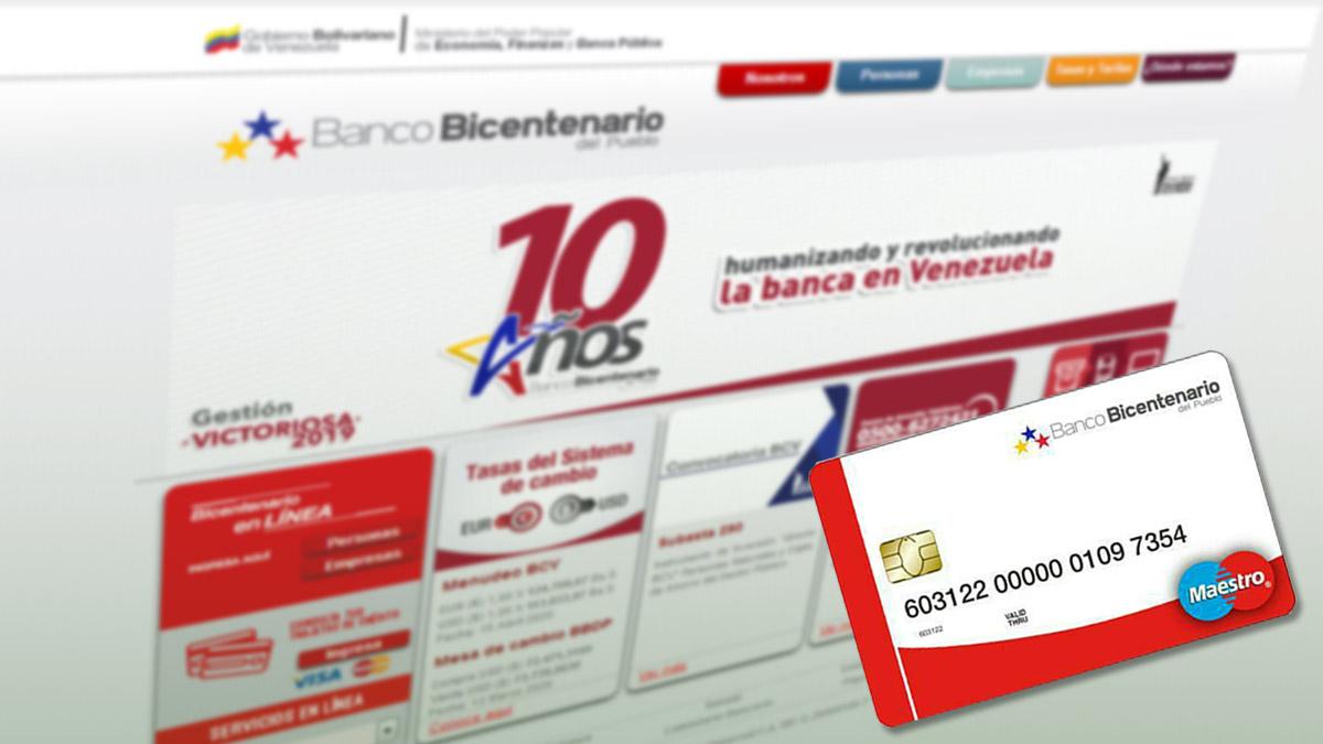 recaudos para apertura de cuenta banco bicentenario