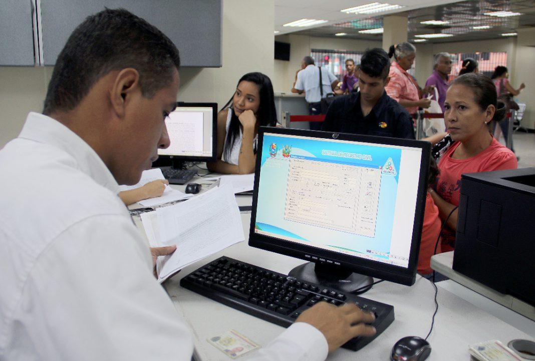 como solicitar una partida de nacimiento por Internet en Venezuela