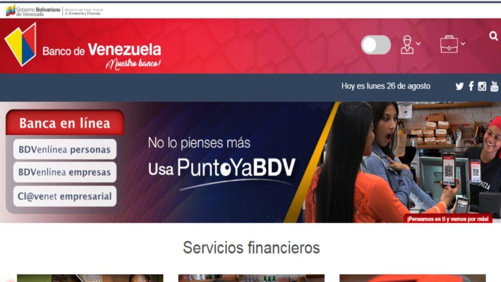 tarjeta de crédito banco de venezuela