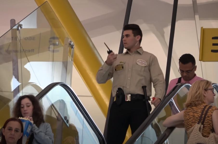 guardia de seguridad