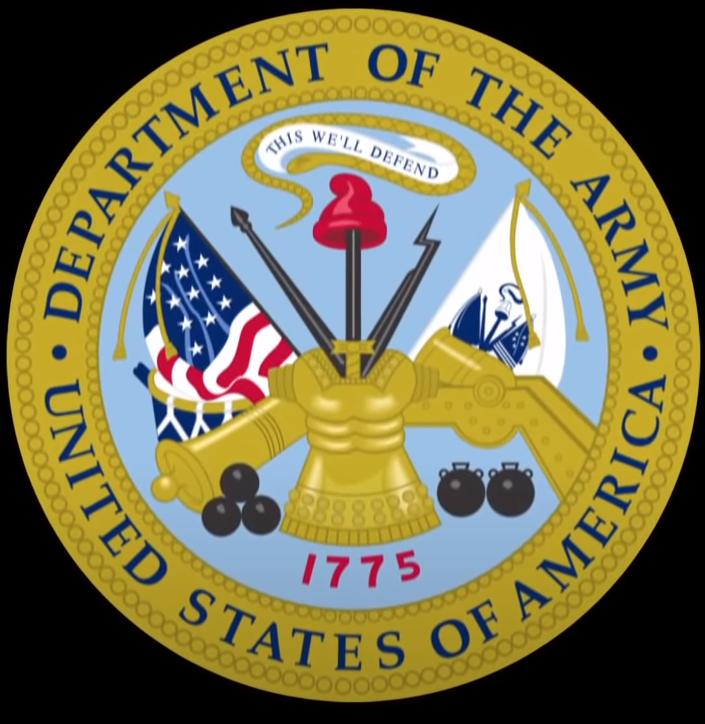 emblema del Ejército de los Estados Unidos
