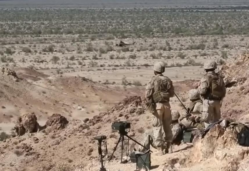 pruebas de campo del Ejército de los Estados Unidos
