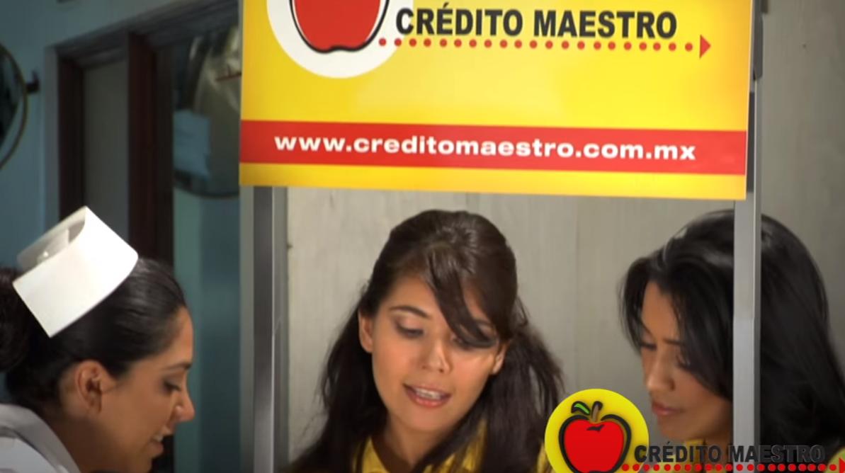 atención en crédito maestro