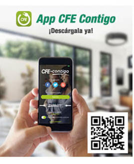 app CFE