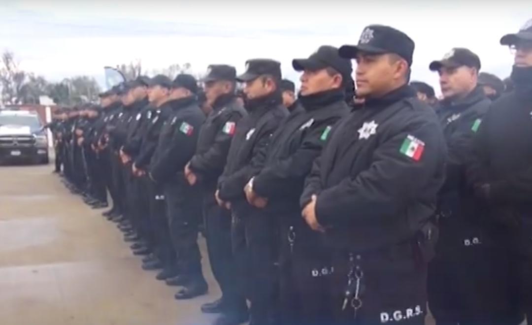 policía en cdmx