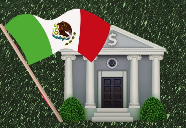 un ciudadano estadounidense abrir una cuenta bancaria en México