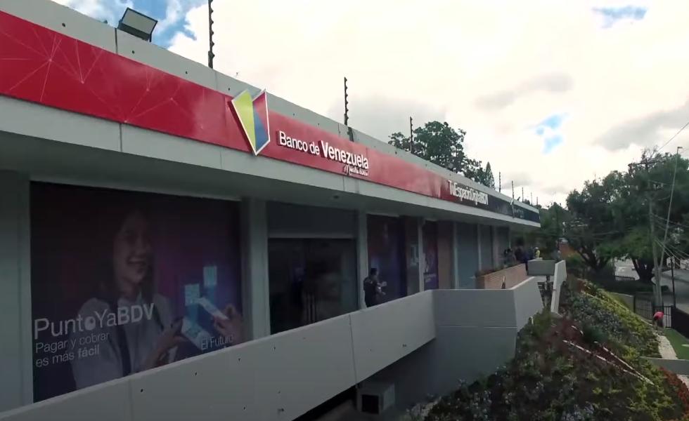 Banco de Venezuela espacio digital