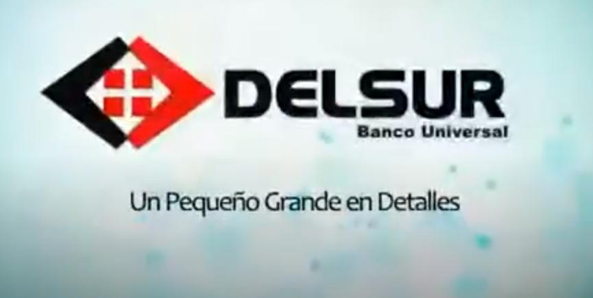 logo de banco delsur