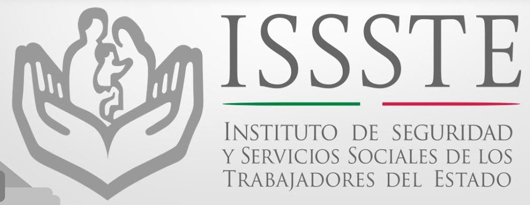 logo del ISSSTE