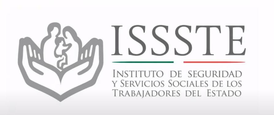 logotipo del ISSSTE